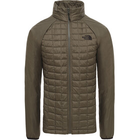 The North Face Tball Chaqueta Triclimate Hombre, new taupe green/tnf black